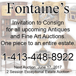 Fontaines Aauctions Consignments Wanted - Buy And Sell Antiques