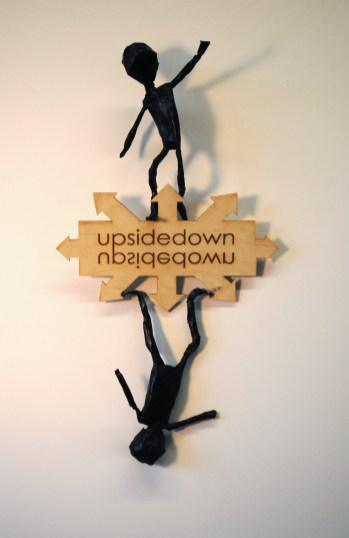 Ugo Adiele Upsidedown