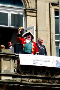 Ashbourne Vintage Street commemorates WW1