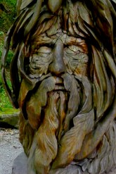 Green Man at Crich