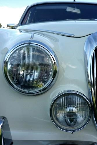 Jaguar mkII at Stapleford