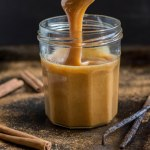 Cajeta Caramel Sauce with Bourbon