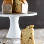 Quick Panettone (no yeast)