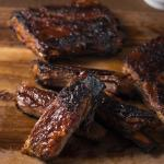 Korean Barbecue Spare Ribs