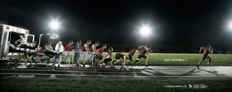 Unstoppable!- Campagna per le Paraolimpiadi canadesi