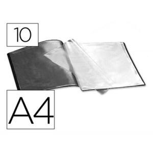 Catálogo A4 com 10 micas