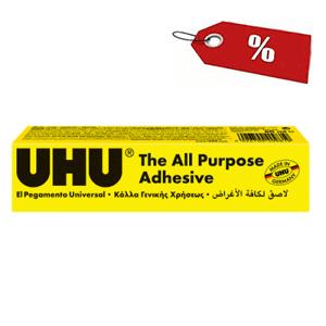 Cola Líquida UHU - 60ml