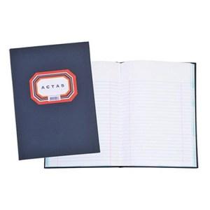 Livro de Almaço Razão - 100 folhas