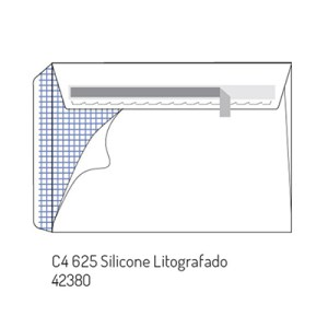 Cx. C/ 250 Envelopes Brancos C4 229x324