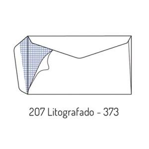 Cx c/500 Envelopes 92x163mm - Americano