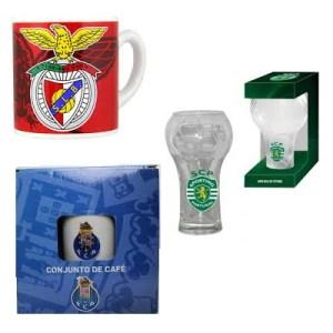 Copos, Canecas & Chávenas