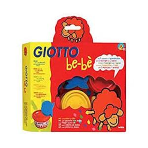 Guache pinta dedos Be-Bé - Giotto