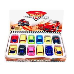 Expositor c/12 carros fricção - Miniatura