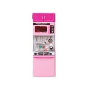 Brinquedo Cozinha c/acessórios - Máquina de lavar