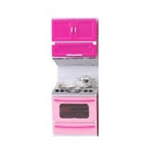 Brinquedo Cozinha c/acessórios - Fogão