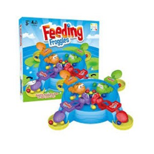 Jogo - Feeding Froggies