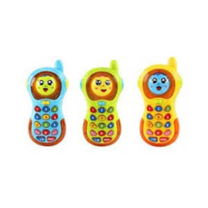 Brinquedo - Telemóvel c/luz e sons