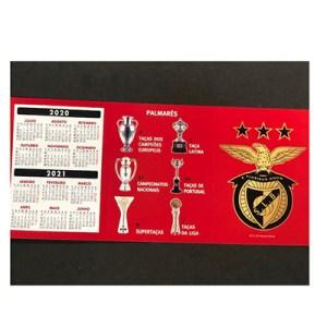Calendário de futebol - SLB