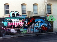 I'm finding that I really love collaborations - this one by Rime, Dabs, and Myla.