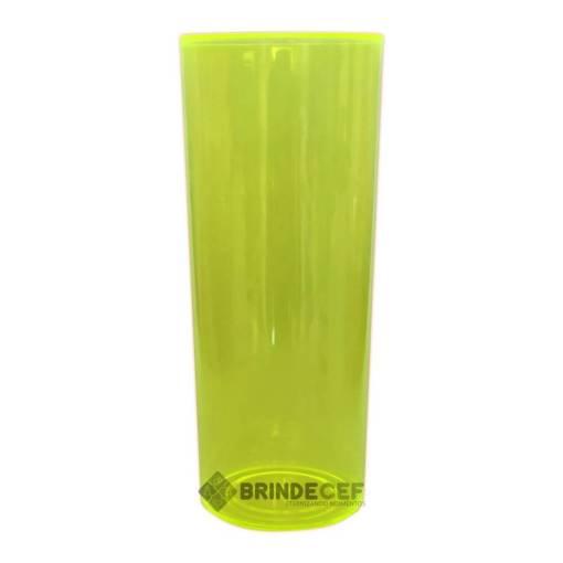 Copo Long Drink Neon Personalizado