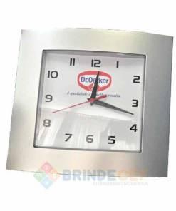 Relógio de Parede Personalizado Social