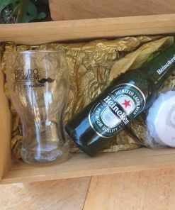 Kit Caixinha de Mdf copo frevo e abridor de garrafas personalizados