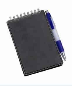 Caderneta de Anotações Vertical Personalizada