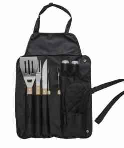 kit churrasco 8 peças personalizado