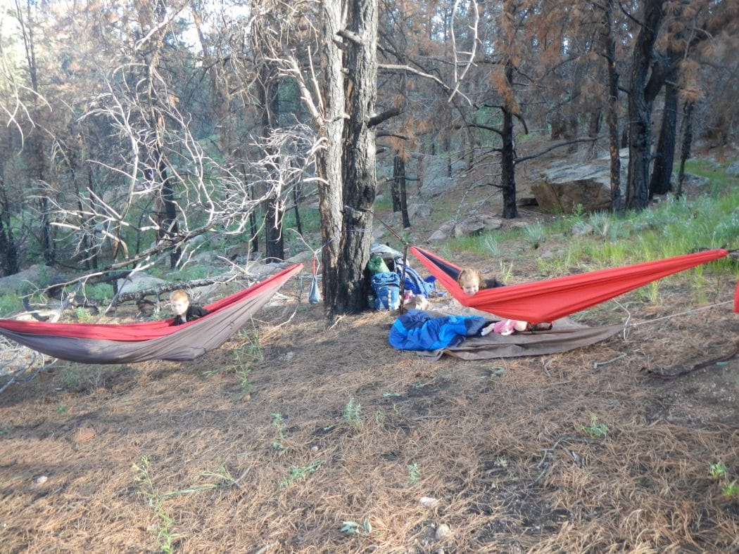 Hammock Backpacking The Best Way To Camp That You Ve