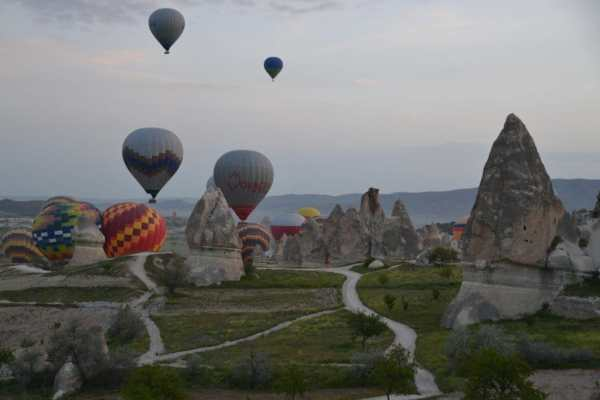 cappadocia turkey with kids