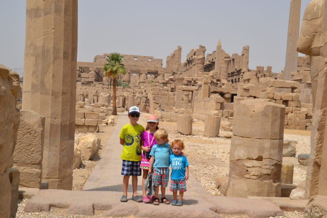 Is It Safe To Take Your Kids To Egypt Bring The Kids