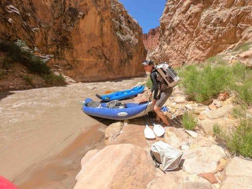 floating muddy creek utah, canyon coolers