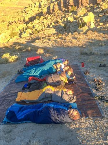 kids sleeping bags, family sleeping bags