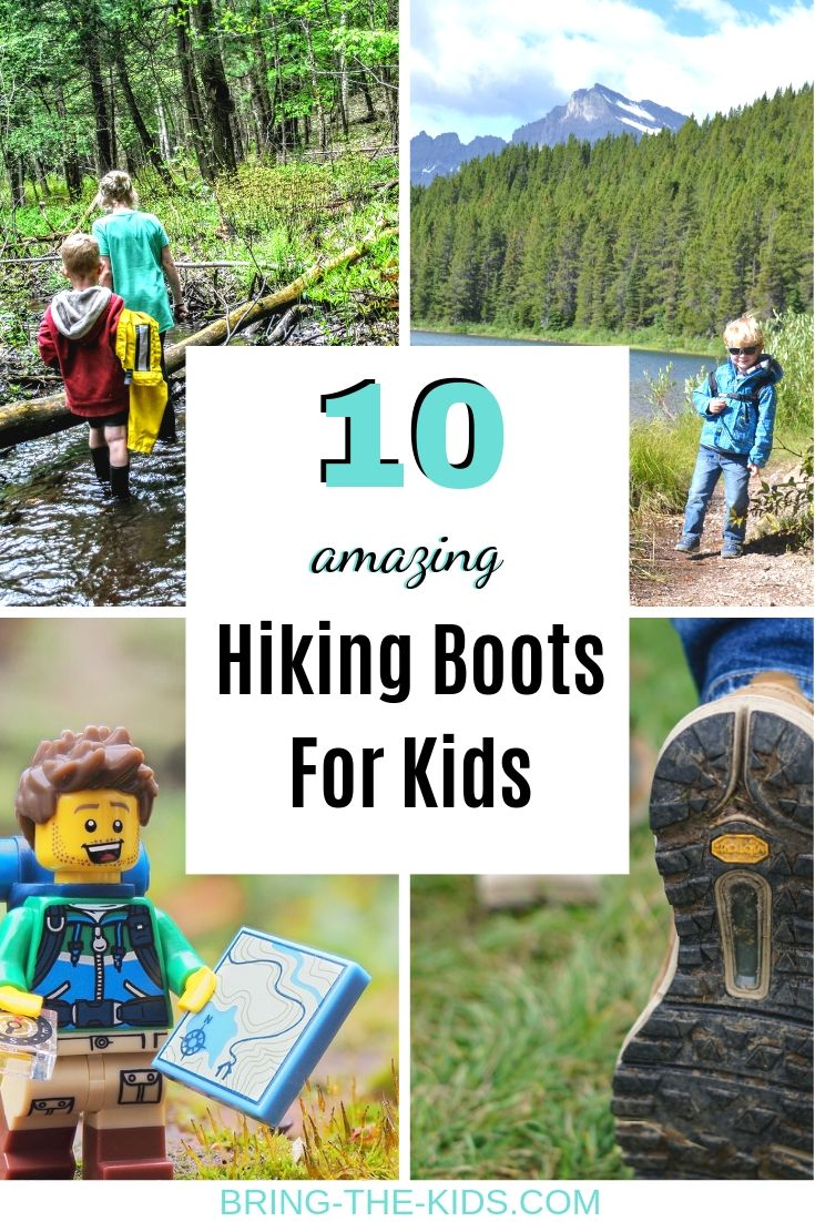 Best Kids Hiking Shoes for 2020 - Bring