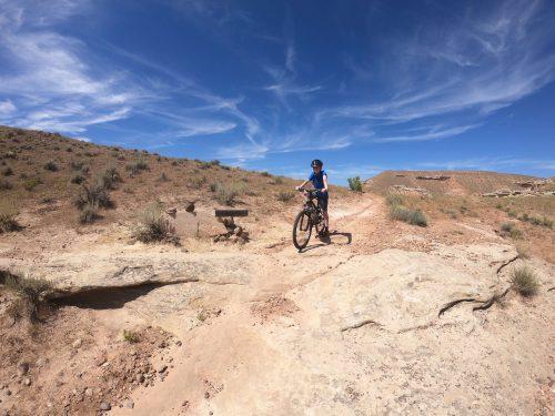 mountain biking mccoy flats retail sale