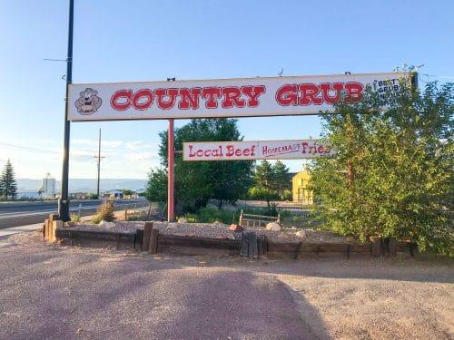 country grub vernal