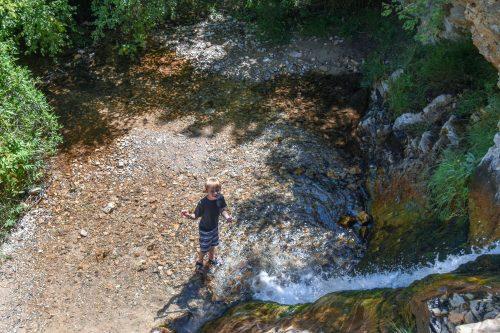 ely falls vernal jones hole