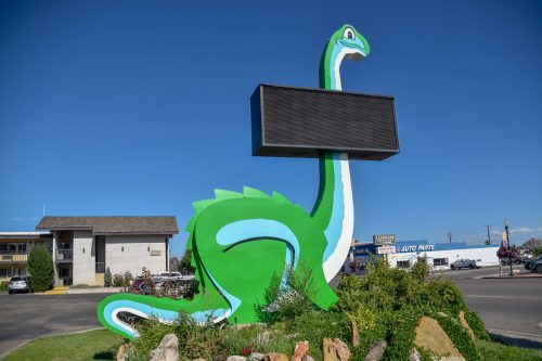 dinosaur inn vernal