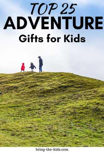 adventure gifts for kids