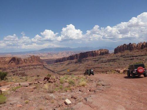 drive a 4x4 in moab utah