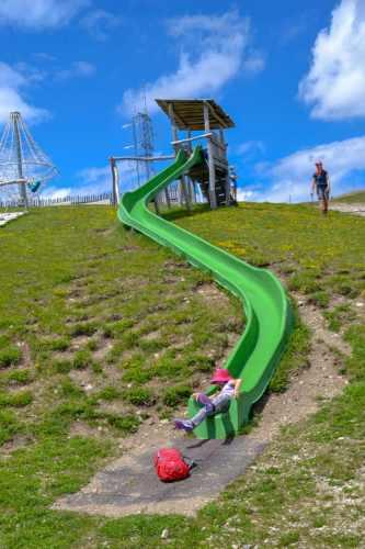 Seceda playground