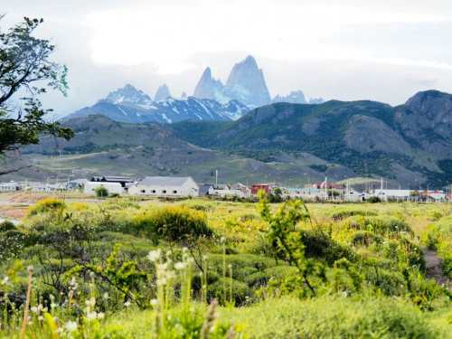 patagonia trekking with teens