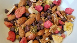 Quick and Easy All Natural Trail Mix