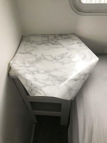 RV countertop contact paper