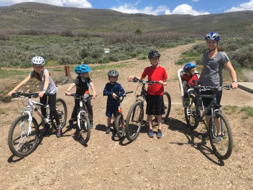 Mountain Biking Heber City Utah