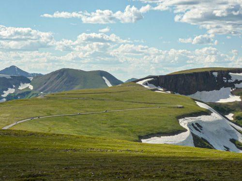 trail ridge road rocky mountain