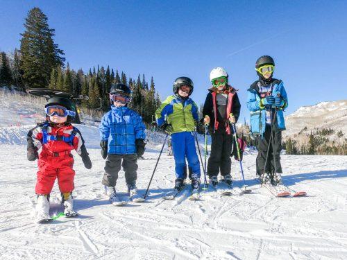 ski family solitude
