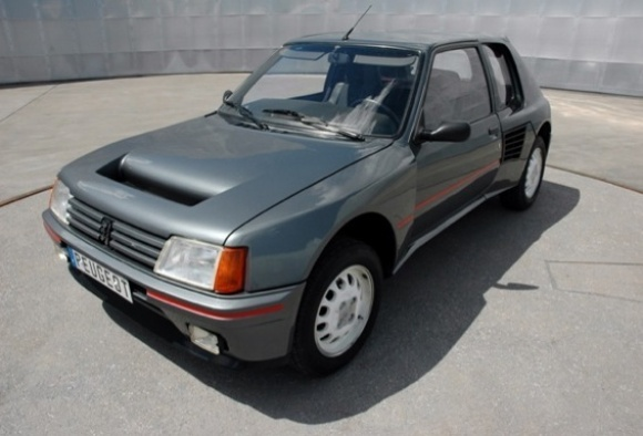 Group B in the USA 1984 Peugeot 205 Turbo 16  Bring a
