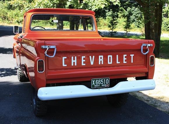 BaT Exclusive: Restored 1960 Chevrolet Apache 10 4×4