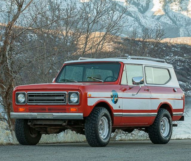 No Reserve 1977 International Harvester Scout Ii For Sale On Bat Auctions Sold For 8455 On February 18  Bring A Trailer